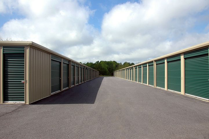 storage facility in Wyong